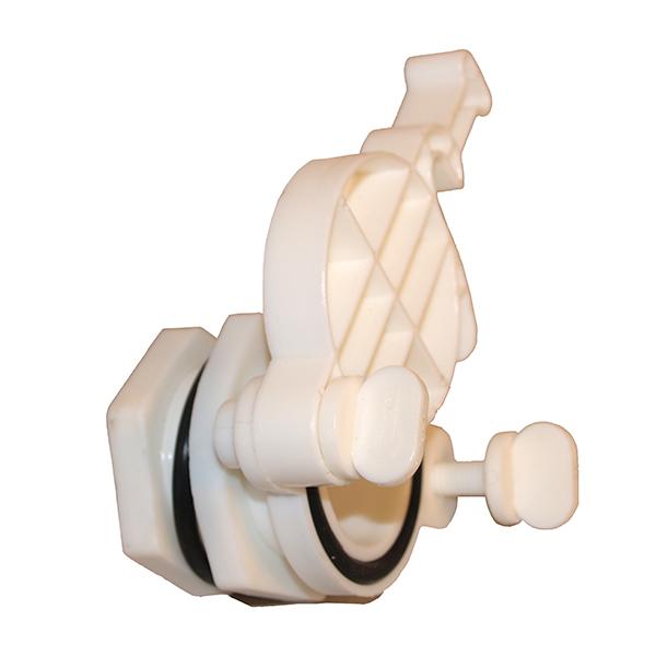 Plastic-honey-valve